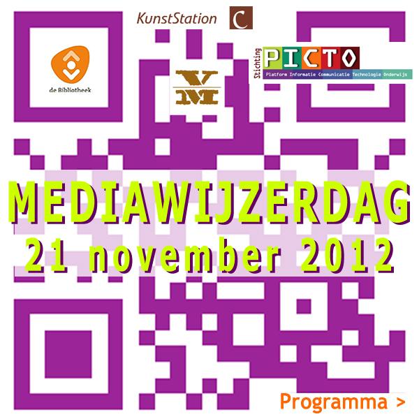 Mediawijzerdag 21 11 12
