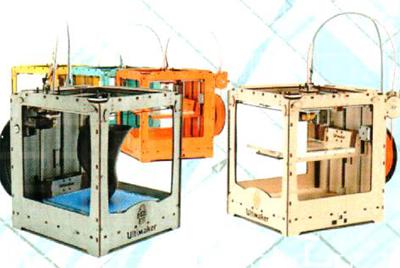 Demomiddag 3D printers