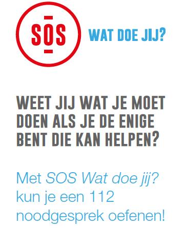 SOS Wat doe jij? Trainingspakket