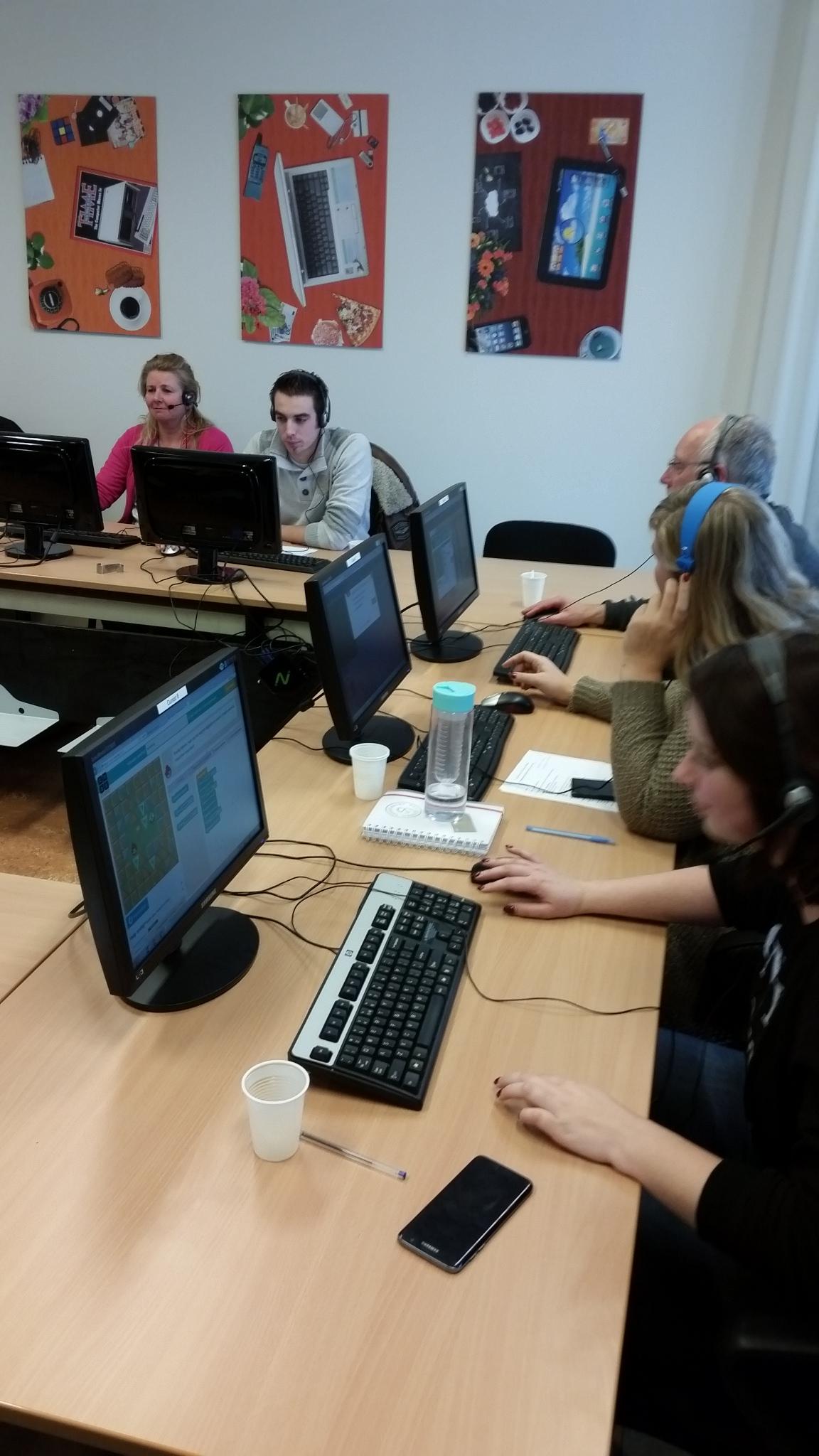 Programmeren in het basisonderwijs