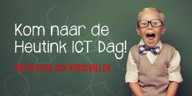 Heutink ICT Dag 2018 – Recht doen aan verschillen