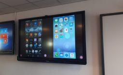 Bezoek aan Digibord-ICT